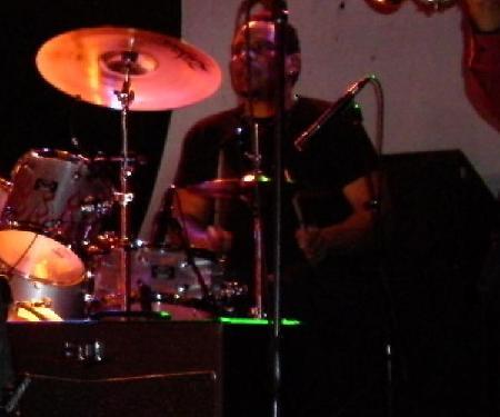 Dell Hooks - Drummer